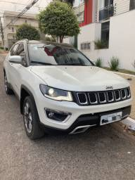 Jeep Compass Limited 18/18 completo