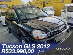 Hyundai Tucson GLS Automatica 2012