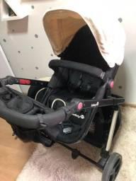 Carrinho e bebê conforto Safety 1st