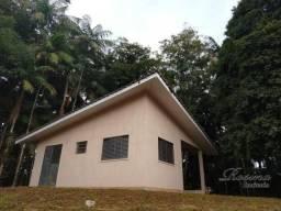 Chácara com fundos para o rio - 2559 m² por R$ 195.000 - América de Baixo - Morretes/PR
