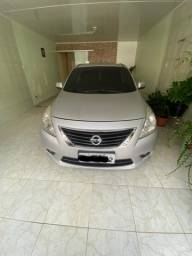 Nissan Versa 1.6 SL 12/13