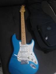 Fender stratocaster made México