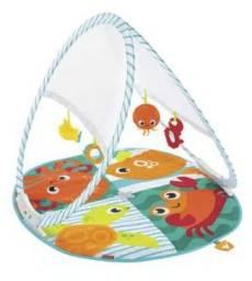 Tapete de atividades para bebê  - Fisher-Price Fundo do Mar