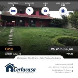 CA0118e - Linda casa duplex no Balneário