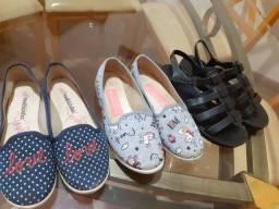Sapatos numero 31