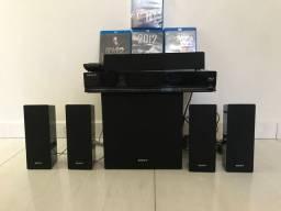 Blu-ray sony home theater
