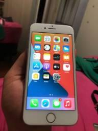 iPhone 8 silver prata  64Gb