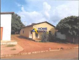 Casa à venda com 2 dormitórios em Setor 01, Estreito cod:47368