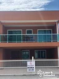 Sobrado com 4 dormitórios - R$ 1.000/dia - Centro de Itapoá/SC