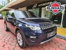 Land rover Discovery sport 2.0 16v si4 turbo gasolina hse 4p automático