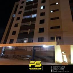 Apartamento com 3 dormitórios à venda, 87 m² por R$ 350.000 - Aeroclube - João Pessoa/PB