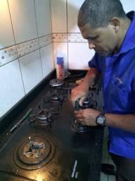 Conserto de Fogão a Gás a domicilio