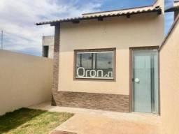 Casa à venda, 62 m² por R$ 145.000,00 - Residencial Santa Fé I - Goiânia/GO