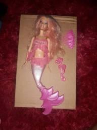 Barbie sereia EM ÓTIMO ESTADO