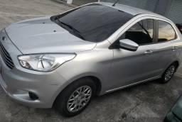 Vendo/Troco Ford Ka Sedan 1.0 2017/2018 GNV (Negociar Chama no Chat) - 2018