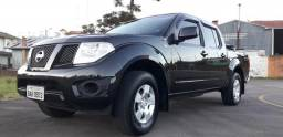 Frontier cab dup s 2.5 turbo 4x4 - 2016