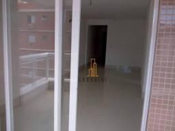 Apartamento com 3 dormitórios à venda, 150 m² por R$ 980.000,00 - Canto do Forte - Praia G