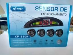 Sensor De Re Estacionamento 4 Pontos Knup (Entrega Gratis)