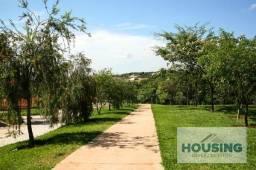 Terreno em condomínio no jardins atenas - bairro jardins atenas em goiânia