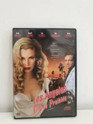 Dvd Filme Los Angeles Cidade Proibida - Estado De Novo