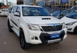 HILUX 2015/2015 3.0 SRV LIMITED EDITION 4X4 CD 16V TURBO INTERCOOLER DIESEL 4P AUTOMÁTICO - 2015