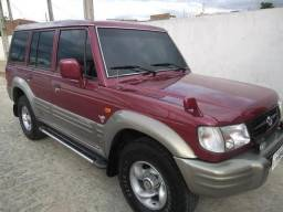 Vendo galloper exced 3.0 v6 gasolina rosa - 1998