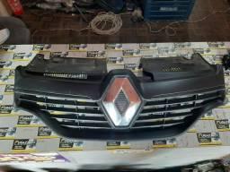 Grade Dianteira Renault Sandero Logan 2015 2016 2018 2019