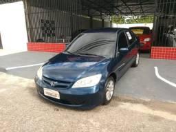 Honda Civic LX automático 2005 - 2005