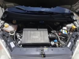 Fiesta 1.6 sedan class - 2012