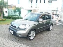 Kia Soul Ex3 aut. (abaixo da fipe) - 2010