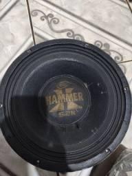 """2 alto falante Eros Hammer 12"""" 4,7K. 2350RMS"""