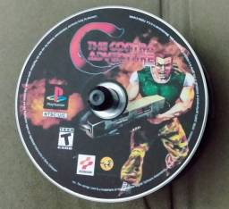 Jogos e controles PS1
