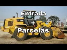 Pa Carregadeira Cat 938k 2016