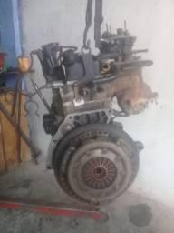 Motor Parcial VW Gol 1.0 52cvs Gasolina 1996