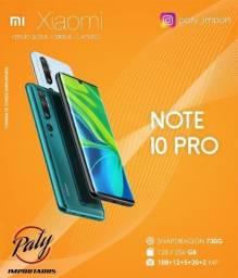 Note 10 PRO 256GB Pronta Entrega - Paty Importados