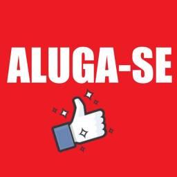 OPORTUNIDADE - ALUGA-SE CASA COM DOIS QUARTOS