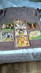 7 CDs Limão com Mel