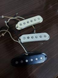 Captador Suhr V60LP e ML Michael Landau para Stratocaster Fender Strato Squier