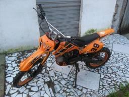 Mini Cross KXD 125 cc