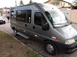 Ducato teto alto minibus