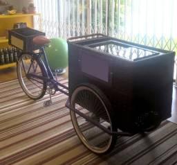 Food Bike Sorveteira (sorvetes/açaí) - 2a unidade