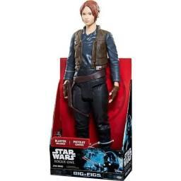 "Boneca Star Wars Rogue One 20"" Jyn Erso - DTC"