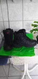 Sapato botas masculino, n. 40/42