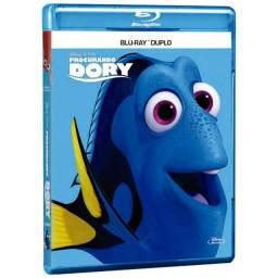 Blu ray Disney/Pixar. Procurando Dory. Edição especial duplo. Nemo. Lacrado