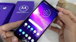 Motorola One Macro Azul espacial