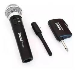 Microfone Sem fio MT-1002