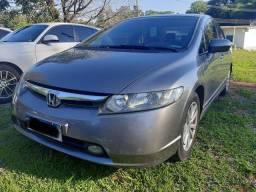 Honda Civic LXS 1.8 manual gasolina 2007