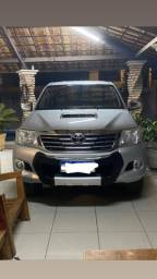 Hilux 12/12 SRV 3.0 TURBO