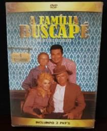 Box dvd Família Buscape.  2 dvd.  Seriado clássico