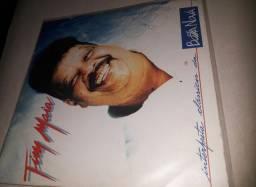 Vinil Tim Maia autografado pelo Tim 1993